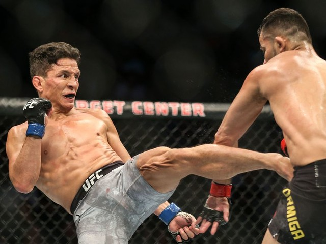 Cejudo to be stripped, Benavidez vs. Figueiredo to be for flyweight title