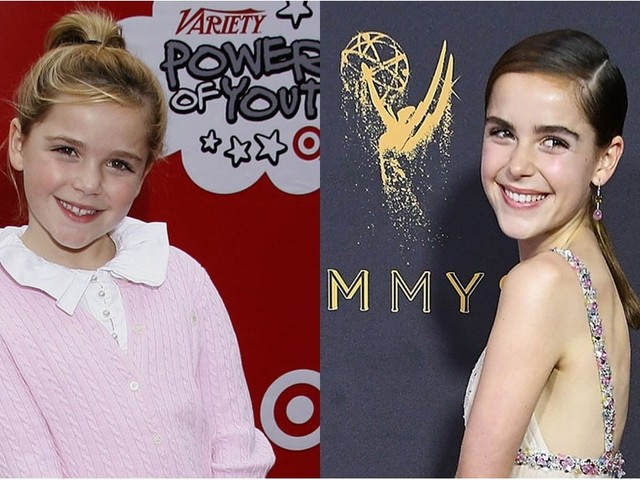 20 Kiernan Shipka Photos That Perfectly Capture Her Growing Up in the Spotlight