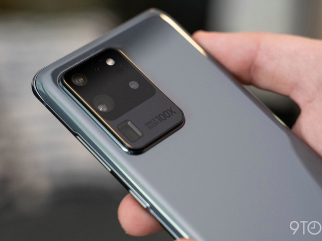 Samsung Galaxy S20 Ultra may get a new color soon, adding life to the boring brick