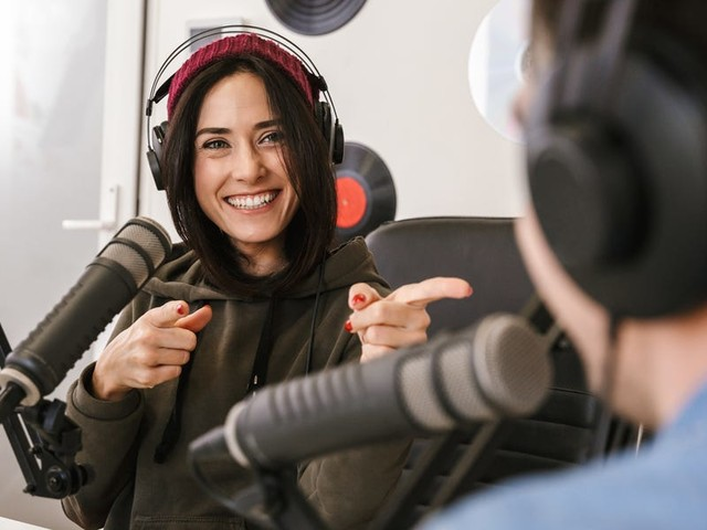 Broadcasters see big opportunity with podcasts, but risk being disrupted by new platforms like Gimlet, Wondery
