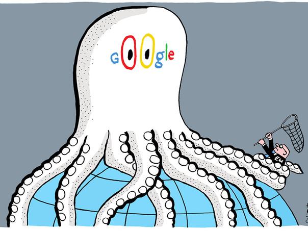 Google's Competitors Gang-Up To Help Regulators Make Anti-Trust Case