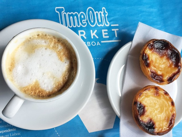 A week-long pastry hunt for the best little egg tart in Portugal