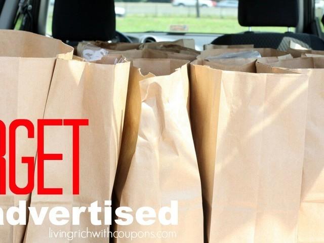 Save Big at Target with This Week's Huge List Unadvertised Deals