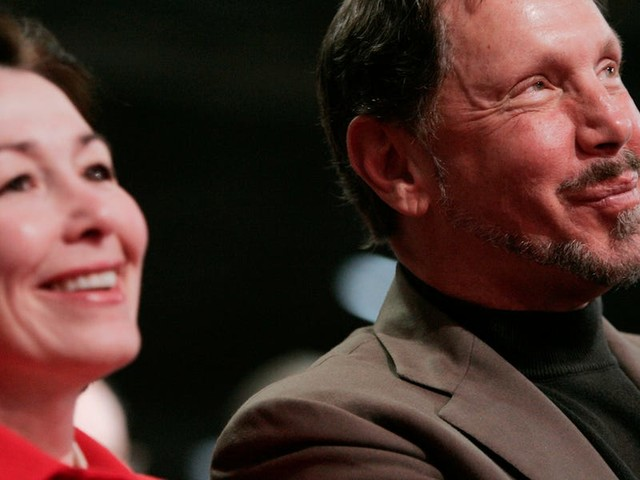Larry Ellison says that Oracle has 'no plans' to hire a new co-CEO, meaning Safra Catz will be running the show solo (ORCL)