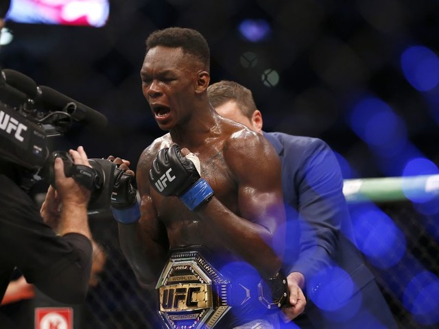 Adesanya vs. Romero set to headline UFC 248