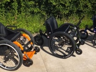 Mountain Trike Company to Reveal New Product at Naidex 2019