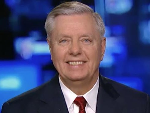 Lindsey Graham Goes After Both Bidens In Sweeping Request For Ukraine Communications