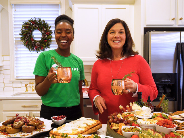 From the Shipt Kitchen: Ashley Mincey and Holly Grainger's Favorite Holiday Hosting Hacks
