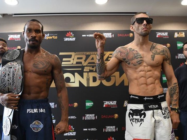BRAVE 24: London Fight Card Preview