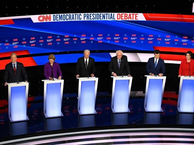 Democratic debate live updates: Candidates make final pitches