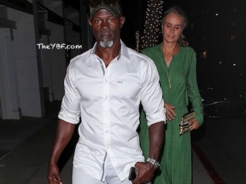 New Boo, Who Dis? Djimon Hounsou Does Date Night With Mystery Woman, Ex-Kimora Lee Simmons Seemingly REACTS