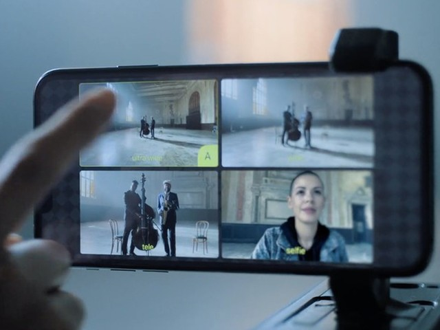Filmic's New DoubleTake App Lets iPhone Users Shoot Video From Multiple Cameras Simultaneously