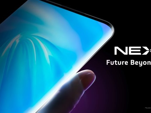 Vivo NEX 3 5G revealed with 'waterfall' screen and buttonless design