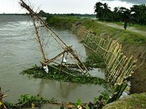 Mandate of nature: River erosion forces shifting of polling centres in western Assam