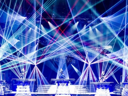 Trans-Siberian Orchestra launches 60-city 'Ghosts of Christmas Eve' tour in November