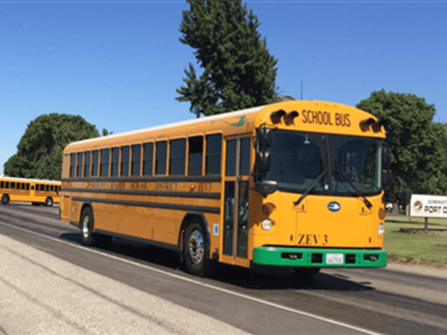 Stockton Unified School District's New Electric School Buses Come Online with Over $600,000 in Savings