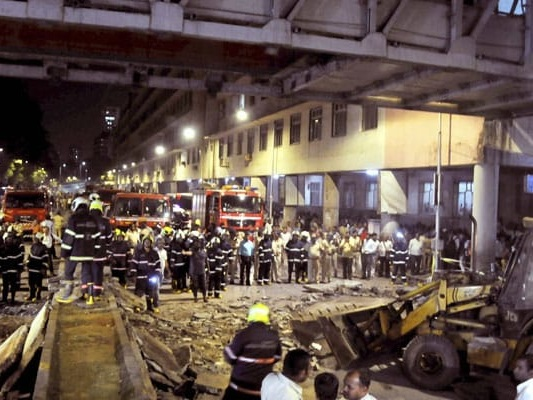 Mumbai Bridge Collapse: Amid Anger, Chief Minister Sets Evening Deadline