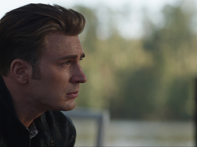 There's a great 'Avengers: Endgame' Easter egg you missed… because you can't really see it