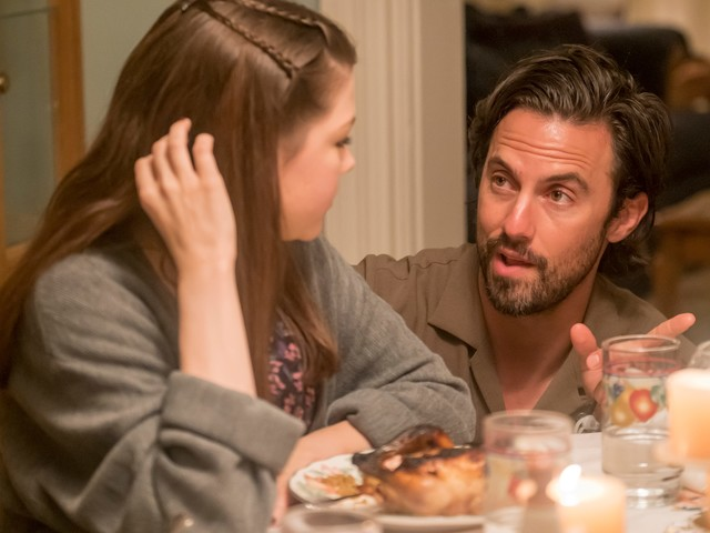 Milo Ventimiglia's 'This Is Us' directing debut takes on anxiety, ice cream and a pigeon duel