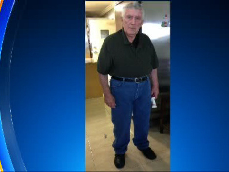 Miami Police Searching For Missing Elderly Man