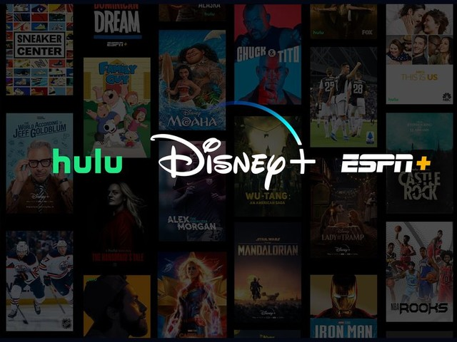 This Disney+ bundle gets you 3 streaming services for one low price