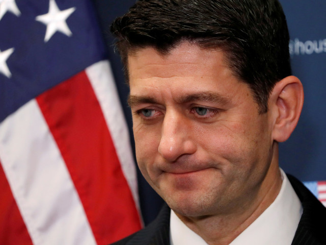 Ryan: Republicans Need To 'Pay Attention' To Democrats' Special Election Win