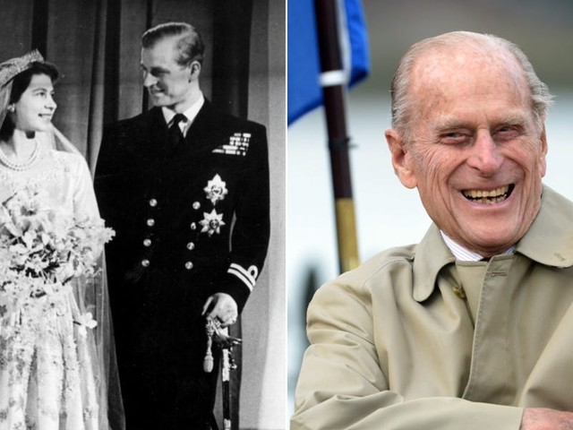 The best photo from every year of Prince Philip's royal career