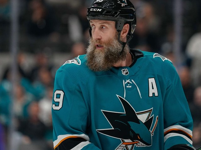 Longtime Sharks center Joe Thornton to pursue Stanley Cup with Maple Leafs