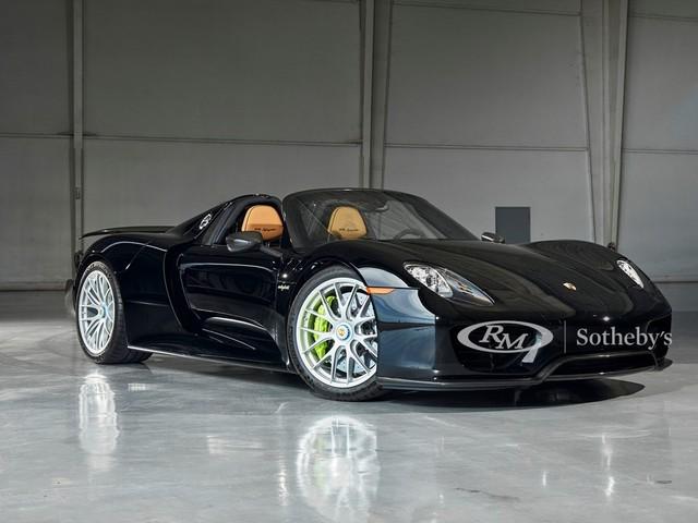 2015 Porsche 918--Spyder