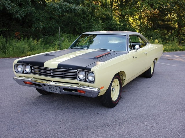 1969 Plymouth Road--Runner