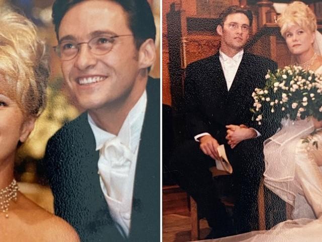 """I Love You With All My Heart"": Hugh Jackman Shares Wedding Photos on 25th Anniversary"