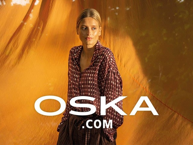 """OSKA spring/summer 2022 collection: """"The language of the earth"""""""