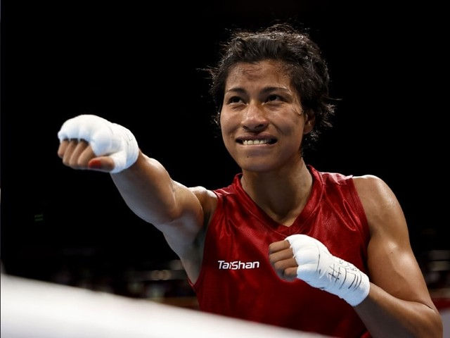 """""""Only One Medal - Gold"""": Lovlina Borgohain Ahead Of Olympic Semi-Final"""