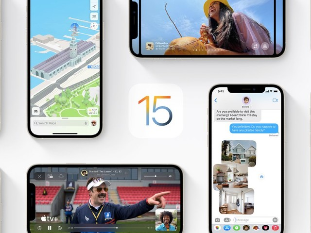 iOS 15, iPadOS 15, watchOS 8 Release in India Today: How to Download
