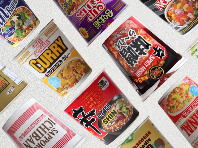 In honor of the humble Cup Noodle's 50th birthday, we taste-tested 12 different varieties to find the best one