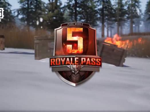 'PUBG Mobile' Royale Pass Season Five Live With New Weapons, Cosmetics