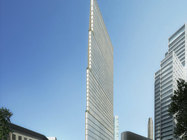 Developers unveil 'fully electric' tower at 80 Flatbush development