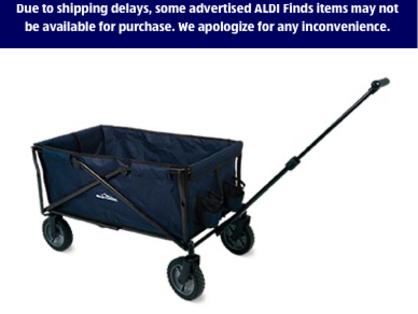 Adventuridge Folding Multipurpose Cart