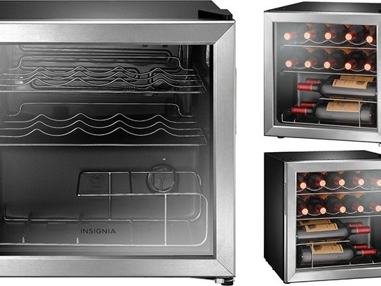 Insignia Wine Coolers From ONLY $109.99 + FREE Shipping (Reg $150) – Today Only!