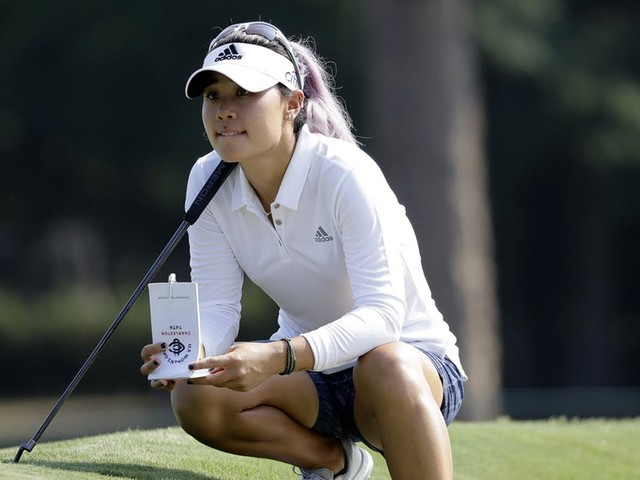 LPGA's Danielle Kang loves golf, but is not consumed by it
