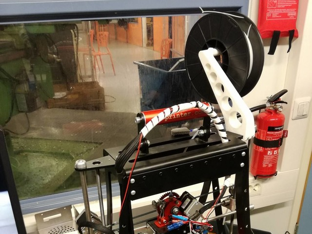TUAS CB-printer Marlin Modification