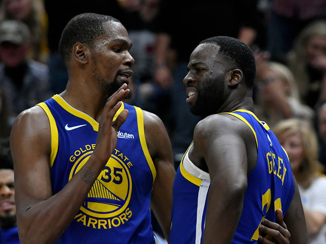 Warriors Player Says There's No Way Kevin Durant is Coming Back Next Season After Draymond Green Fight