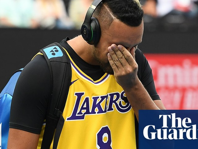Australian Open: Kyrgios wins hearts but ruthless Nadal takes the spoils