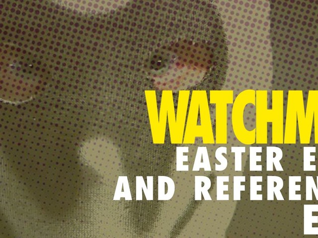 'Watchmen' Episode 1: Easter Eggs and References