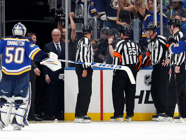 NHL's officiating crisis has only one fix — and it's being ignored