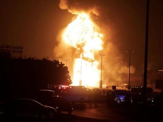 Nationwide Blackout HitsSyria After Gas Pipeline Bombed