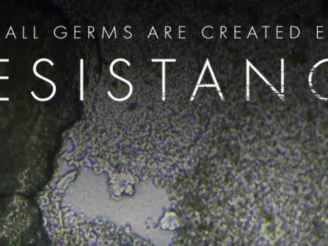 Resistance — Not All Germs Are Created Equal