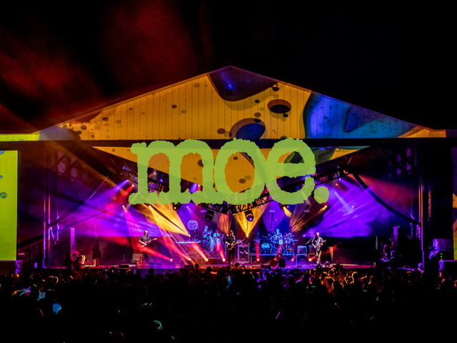 moe. Shares 'Wicked Awesome Volume 2' Live Compilation