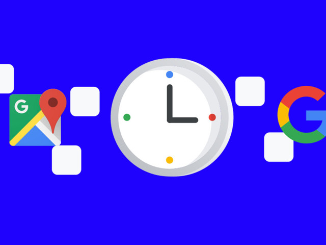 How to automatically delete the web activity and location history data in your Google account