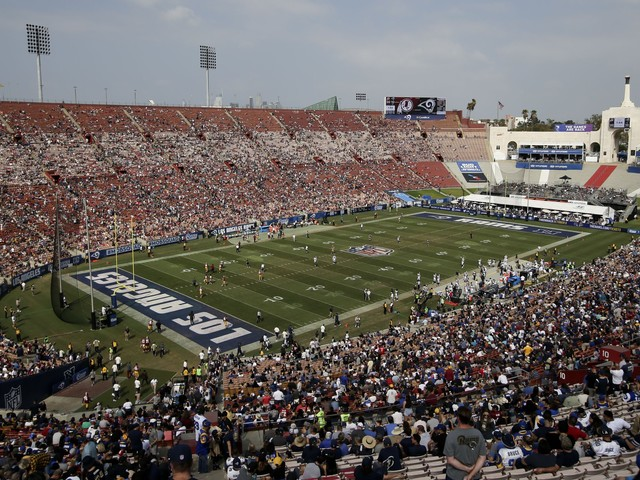 NFL still confident in Los Angeles market despite attendance for Rams, Chargers games